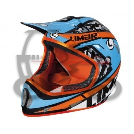 CASQUE LIMAR DH5 CARBON FREE RIDE CAMO RACE