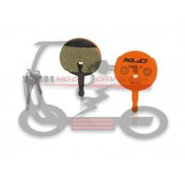 Plaquettes de frein XLC BP-O17