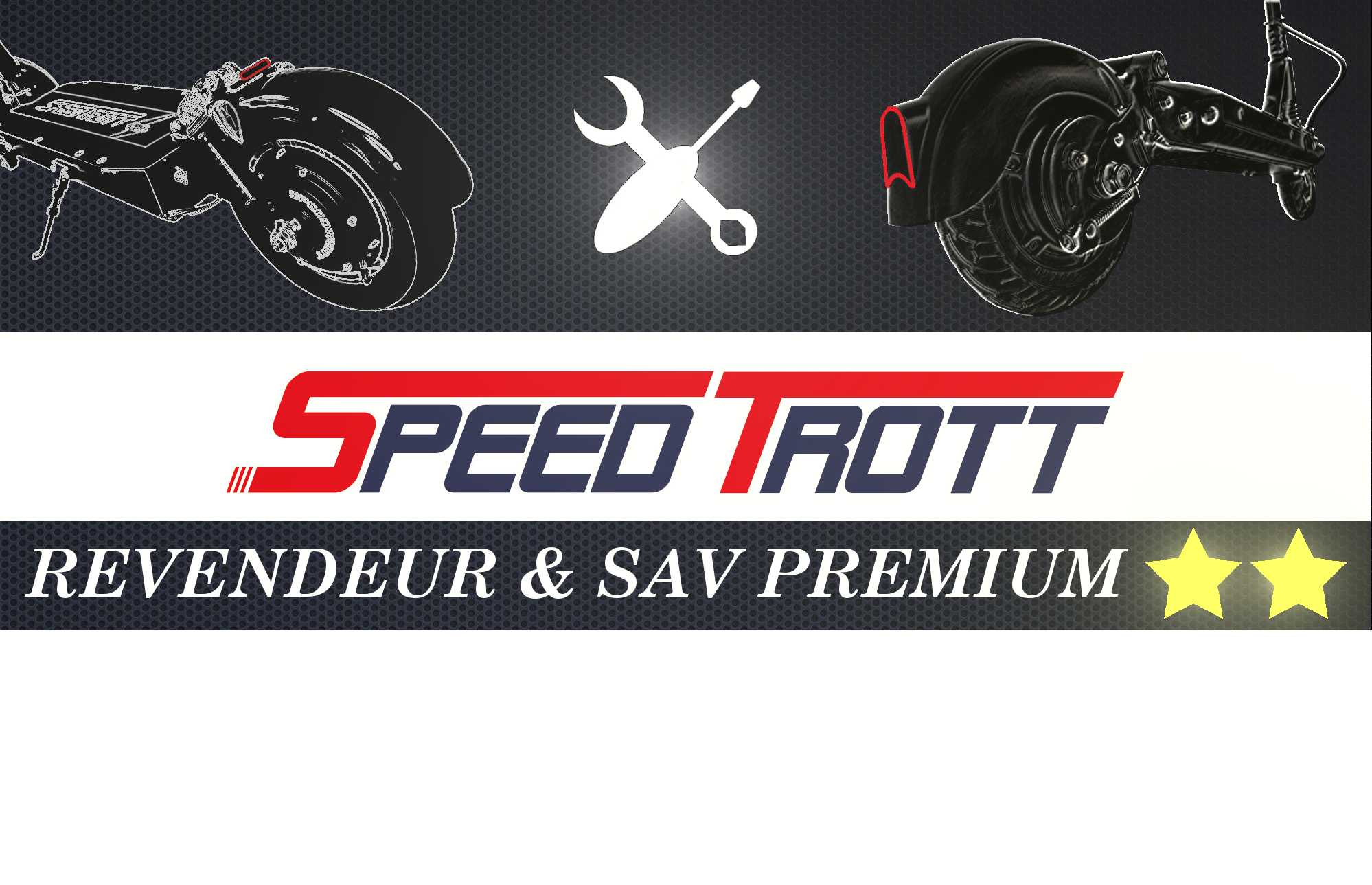 revendeur officiel SpeedTrott